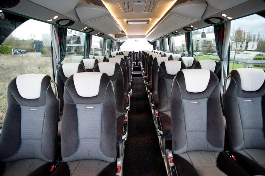 Coach Capital Cars