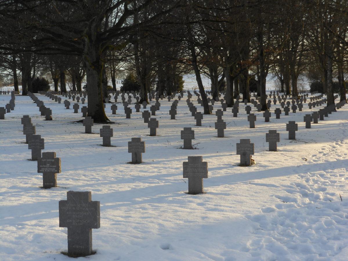 WW2 Bastogne