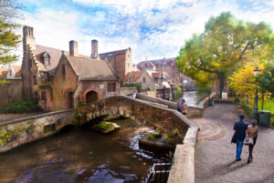 1.3 Sparkling Flanders: Bruges and/or Ghent